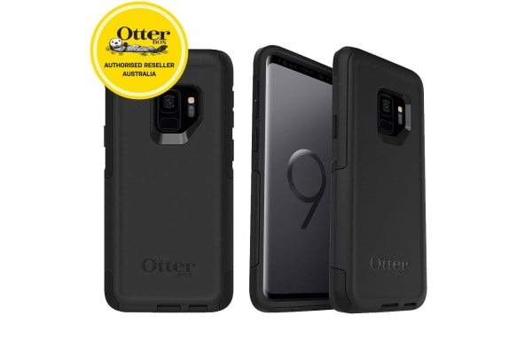 Otterbox Commuter Case Suits Samsung Galaxy S9+ - Black