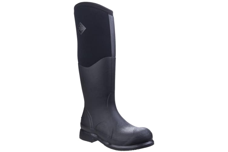 Muck Boots Unisex Colt Ryder All Conditions Riding Boots (Black/Black) (13 UK)
