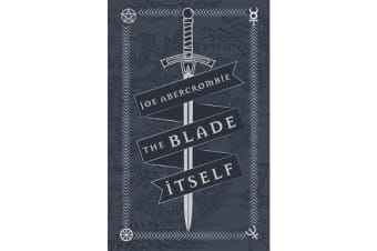 The Blade Itself - Collector's Tenth Anniversary Limited Edition