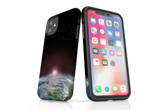 For iPhone 11 Protective Case Unique Phone Cover  Earth