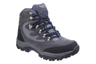 Cotswold Womens/Ladies Oxerton Waterproof Hiking Boots (Grey) (7 UK)