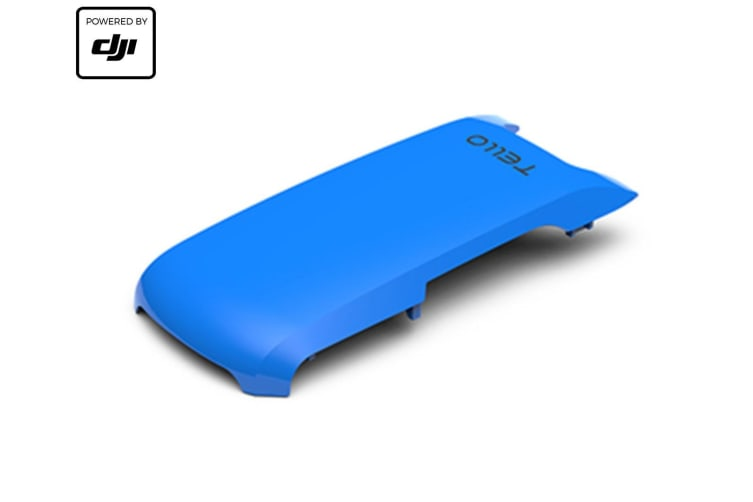 Ryze Snap On Top Cover Accessories Powered By DJI for Tello Drone/Camera Blue