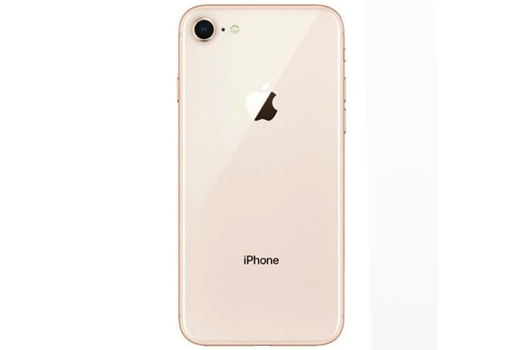 Used as Demo Apple Iphone 8 64GB Phone Gold (AU STOCK, AU MODEL, AU VERSION)