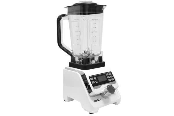 TODO 2L Commercial Grade Food and Drink Blender - White