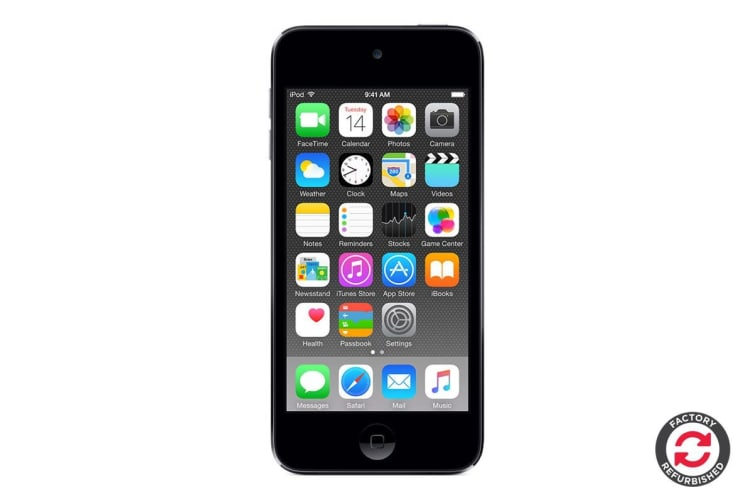Apple iPod Touch 6th Gen Refurbished (16GB, Space Grey) - A Grade