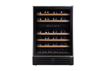 Lemair Wine Storage Built-In 145L Refrigerator - Black (LWC646)