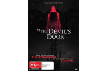 At The Devil's Door  - Rare- Aus Stock DVD  PREOWNED: DISC LIKE NEW