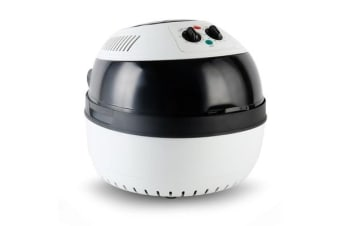 10L Air Fryer Oven Cooker (White)