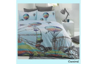 Quilt Cover Set Carnival by Retro Home