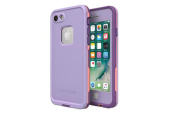 Lifeproof Fre - iPhone 7/8 - Purple Rose Coral