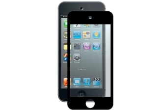 Gecko GG700224 Screen Protector Guard for Apple/iPod Touch 5 Full Coverage Black