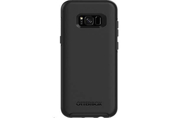 OtterBox Galaxy S8+ Symmetry Case Black