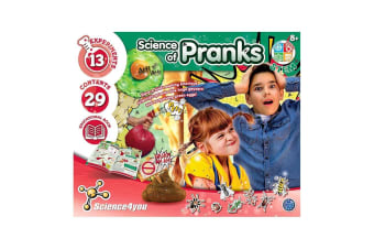 Science4You Prank Factory Set