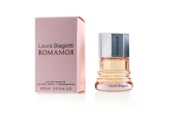 Laura Biagiotti Romamor EDT Spray 25ml/0.8oz
