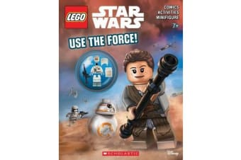 LEGO Star Wars - Use the Force! with figurine