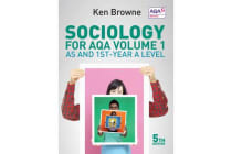 Sociology for AQA Volume 1 - AS and 1st-Year A Level