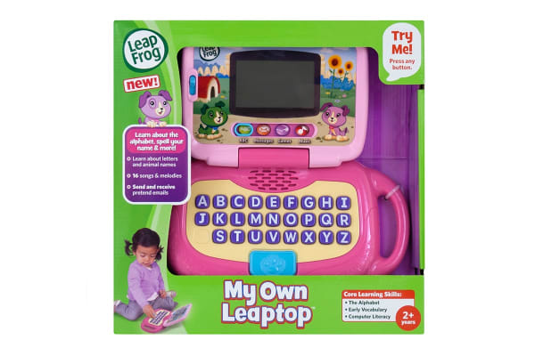 LeapFrog My Own Leaptop (Violet)