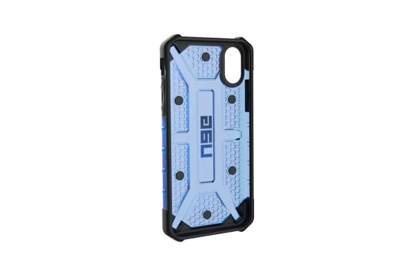 UAG Plasma Case for iPhone X (Cobalt)