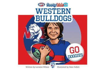 AFL - Footy Kids: Western Bulldogs