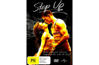 Step Up - Rare- Aus Stock DVD Preowned: Excellent Condition