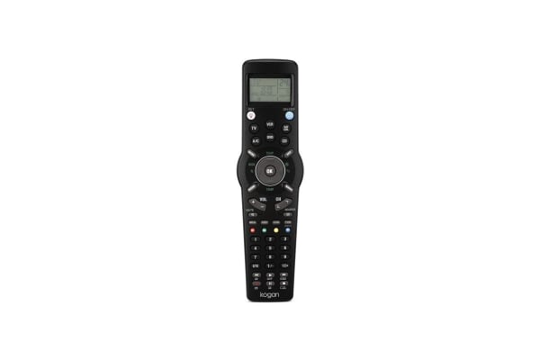 Kogan 6-in-1 Universal Remote with LCD Screen