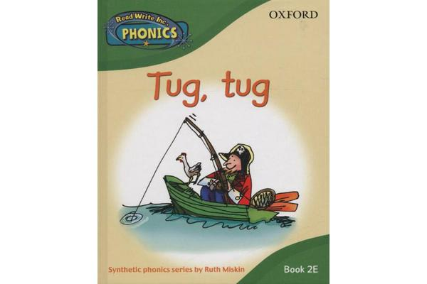 Read Write Inc. Home Phonics - Tug, Tug: Book 2E