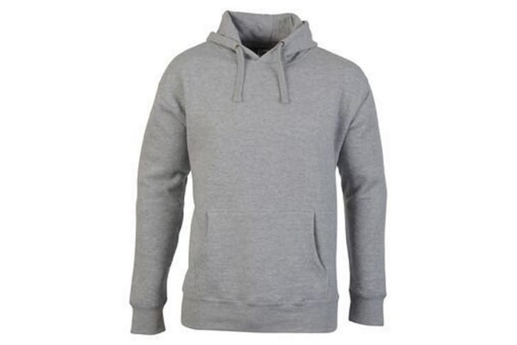 Casual Classic Mens Pullover Hood (Sport Grey) (M)