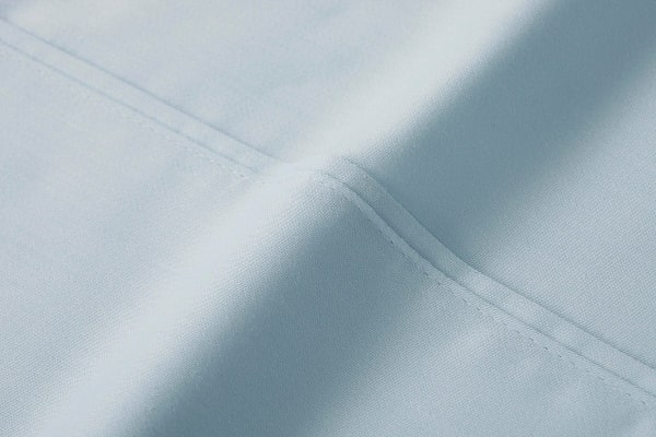 1200TC Luxury King Sheet Set (Pale Blue)
