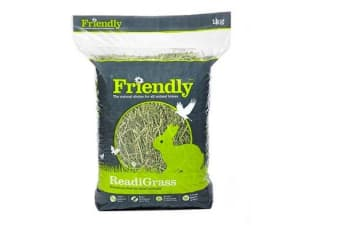 Friendly Readigrass Small Pet Feed (May Vary) (4 x 1kg)