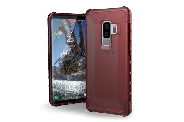 UAG Plyo Case for Galaxy S9 Plus (Cobalt)