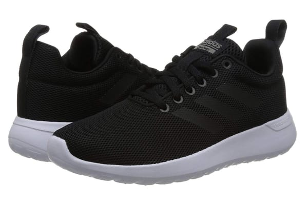 Adidas Neo Women's Lite Racer Shoe (Core Black/Grey, Size 9.5 UK)
