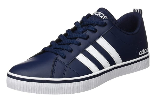 Adidas Men's VS Pace Shoe (Collegiate Navy/White, Size 11 UK)
