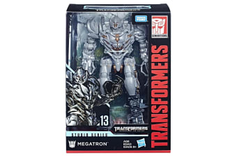 Transformers Studio Voyager Class Movie Megatron