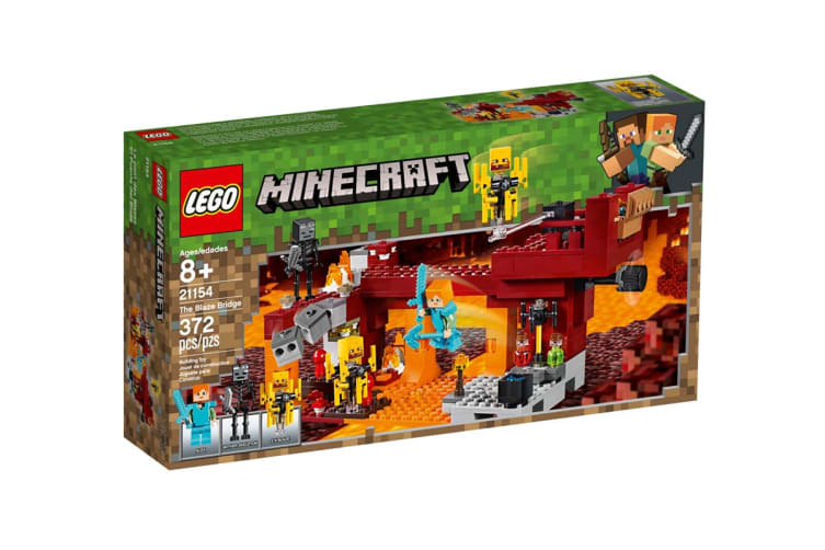 LEGO Minecraft The Blaze Bridge (21154)