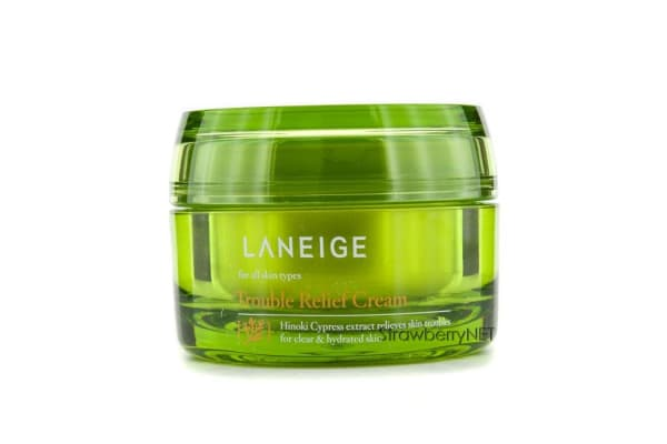 Laneige Trouble Relief Cream (For Clear & Hydrated Skin) (50ml/1.7oz)