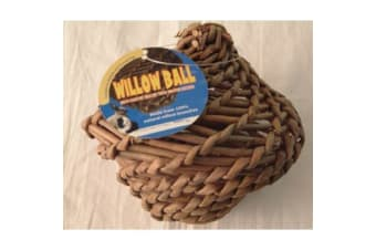 Happy Pet Willow Ball (Brown)