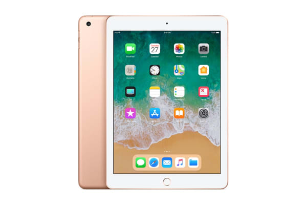 Apple iPad 2018 (128GB, Wi-Fi, Gold)
