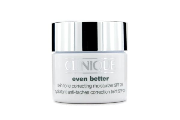 Clinique Even Better Skin Tone Correcting Moisturizer SPF 20 (Very Dry to Dry Combination) (50ml/1.7oz)