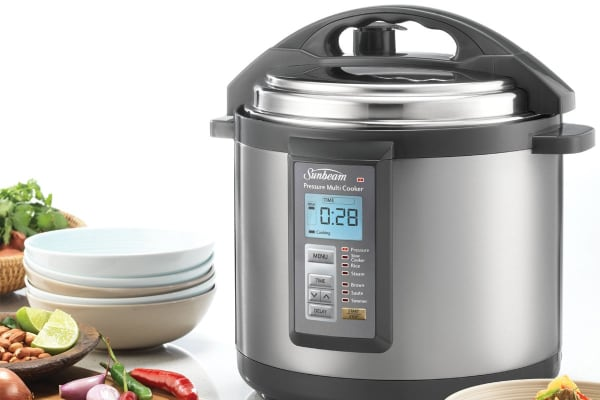 Sunbeam Aviva 6L Multi Cooker (PE6100)