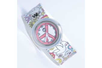 #368 - Flower Power - Watchitude Slap Watch