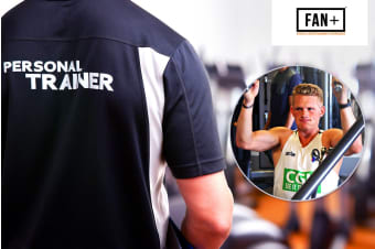 MELBOURNE: Personal Training Session with Collingwood AFL Player Adam Treloar for One
