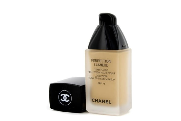Chanel Perfection Lumiere Long Wear Flawless Fluid Make Up SPF 10 - # 60 Beige (30ml/1oz)