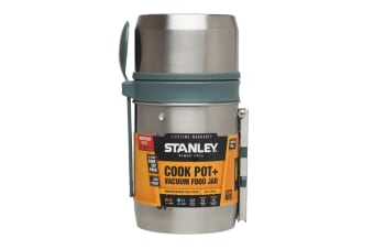 Stanley Mountain Series Cook Pot + Vacuum Food Jar 591ml