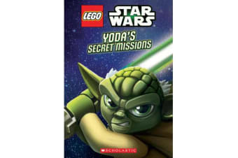 Lego Star Wars - Yoda's Secret Missions (Chapter Book #1)
