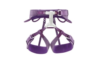 Petzl Luna Harness Climbing Harnesses Violet Size Large