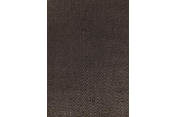 Natural Sisal Rug Herring Bone Charcoal 160x110cm