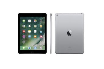 Used as Demo Apple iPad 9.7-inch 5th Gen 32GB Wifi + Cellular Space Grey (100% GENUINE + AUSTRALIAN WARRANTY)