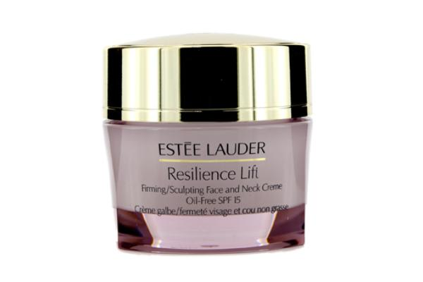 Estee Lauder Resilience Lift Firming/Sculpting Face and Neck Creme Oil-Free SPF 15 (Normal/Combination Skin) (50ml/1.7oz)