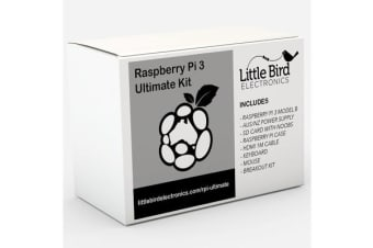 Raspberry Pi 3 Ultimate Pi Kit
