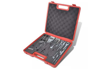 vidaXL Professional Car Radio Stereo Removal Tool Set 52 pcs